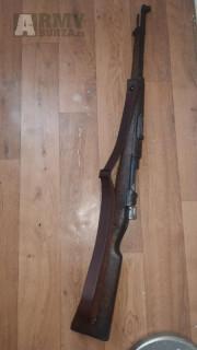Expanzni mauser, puška karabina, znehodnocena