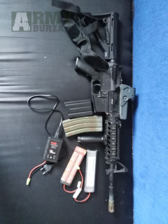 M4 P&J celokov