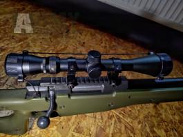 Airsoftová odstřelovací puška MB01C