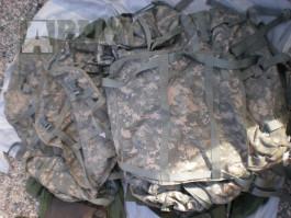 ACU UCP MOLLE II pack Large s rámem batoh US Army