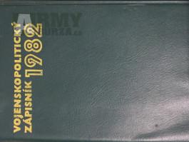 Vojenský zápisník - PS,LM,SNB,ČSLA