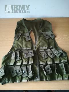 OLD School Granate vest 40 mm