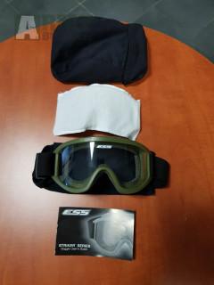 ESS Striker Series + náhradní tmavé sklo a obal na náhradní skla