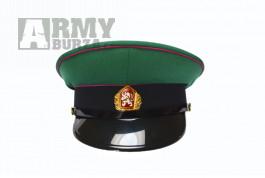 Brigadýrka / čepice - Pohraniční stráž ČSSR