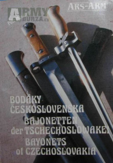 ČS. bodáky a bajonety