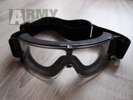 Taktické brýle BOLLÉ X800 (čirá skla, pouzdro, originální!)