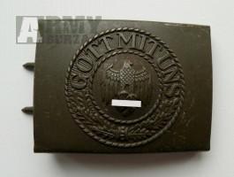 Opasková přezka Wehrmacht ocelová repro