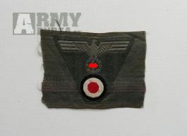 Nášivka na čepici M43 originál Wehrmacht