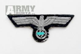 Originál důstojnická orlice na uniformu Wehrmacht