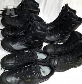 Policie, AČR S3 nepromokavé černé boty, Gore-Tex, SympaTex