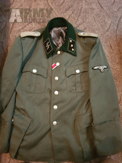 SS-Untersturmführer Gebardén SS,WH,FJ,LW