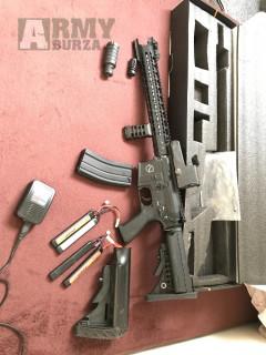 M4 Top Arms + vybavení