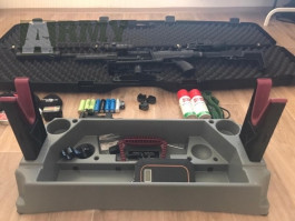 Vzduchovka Brocock concept Lite + Pard NV008 Plus