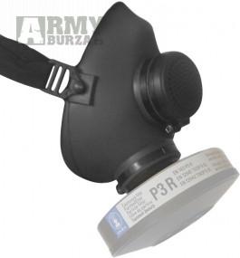 """Ochranná polomaska PM-1 (závit 40x1/7"""" NATO)"""