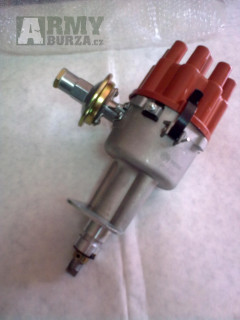 GAZ 66 Rozdelovač kontaktný.