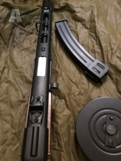 Airsoftová zbraň ppsh-41