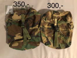 SDS Sustainment pouch woodland