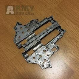 Mechabox V2 E&C, trn pružiny SHS, Hlava válce V2 Epes. Ložiska 8mm Retro Arms