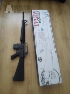 M15 A1 VIETNAM CELOKOV CLASSIC ARMY 128m/s