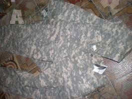 ACU kalhoty  LR nové DEFENDER combat trouses UCP US Army