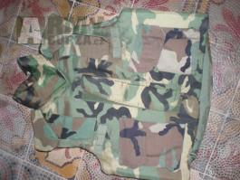 WDL woodland fragmentation protective vest US army