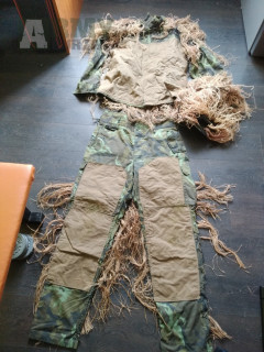 Hejkal ghillie suit
