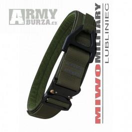 Střelecký opasek s Cobra buckle a bezpečnostním okem
