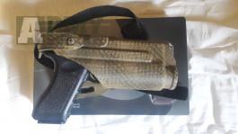 Glock 17 ASG/KWA + holster