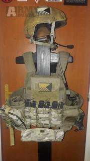 Warrior Assault System DCS Ranger green