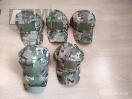 Čepice nové nenošené one size s velcro