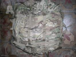 Molle II Large pack - velký batoh s rámem sustainment MC multicam US army