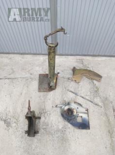 Dělostřelecká nástavba m151 mutt