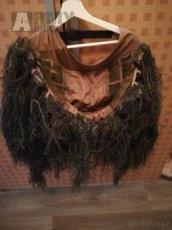 Airsof ghillie suit/kapkan