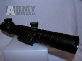 Profesionální puškohled 3-9x32E
