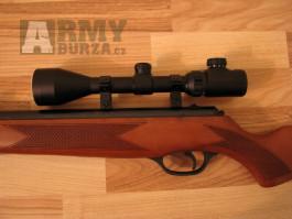 Profesionální puškohled 6-24X56