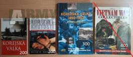 Knihy Korea a WW2