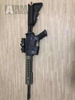 M4 Upgrade + DESERT EAGLE 50AE