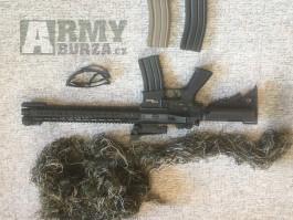 "M4 Mots 14,5 Mur (t12-14,5"")celokov-černá"