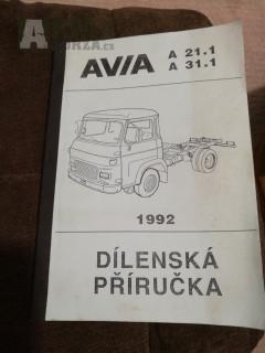 Avia Dílenská příručka