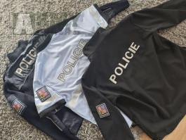 Vrchní část Policie ČR