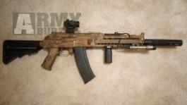 AK-74 full upgrade