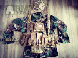 Gear Lone Survivor Marcus Luttrell chest rig RRV CB