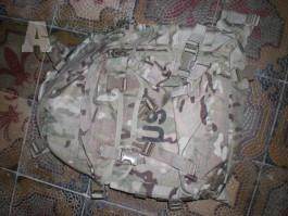 MC assault pack molle 2 multicam US Army batoh BAE