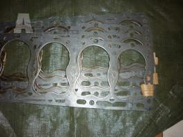 GAZ 69, těsnění hlavy Pabieda M20
