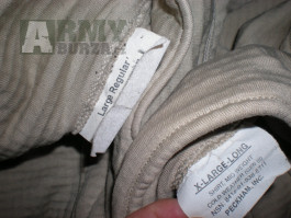 US Army spodní prádlo GEN III POLARTEC L2 gen.3 PECKHAM
