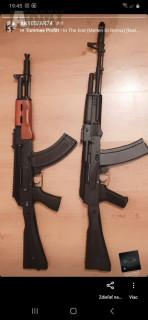 Vymením AK105 za mp5