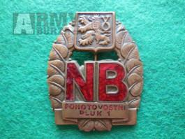 Pohotovostní pluk 1 NB