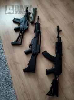 g36JG,G36 long,AK47GP,AK74,MP SRC