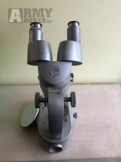 Binokulární mikroskop Hertel & Reuss Kessel STE 6