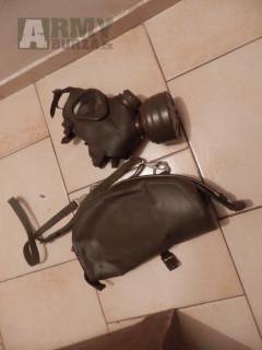 Plynová maska bundeswehr m65